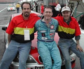 Robert Lavigne (left), Karl Thomson (center), Ian McQuillan (right)