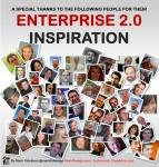 A Special Thank You to the Following Enterprise 2.0 Evangelists for your Inspiration (infographic) | Seek Omega